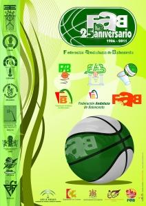 Cartel 25 Aniversario FAB
