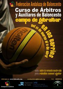 Curso Árbitros Baloncesto Cádiz
